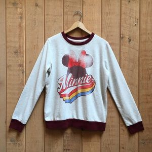 Disney Minnie Oversized Sweatshirt